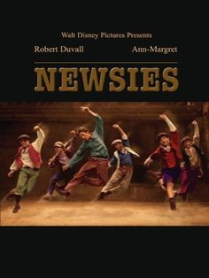 Newsies with Christian Bale, Bill Pullman & Robert Duvall---why haven't I seen this yet? Love Movie, I Movie, Movie List, Movies Showing, Movies And Tv Shows, Robert Duvall, Happy Song, Ann Margret, Movies Worth Watching