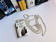 Hey, I found this really awesome Etsy listing at https://www.etsy.com/listing/197295088/sherlock-holmes-mini-book-necklace