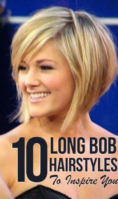 10 Long Bob Hairstyles To Inspire You