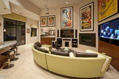 nice media room!!