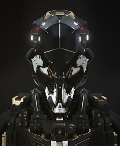 Ideas for futuristic concept art suits cyberpunk Zbrush, Gundam, Futuristic Armour, Mekka, Sci Fi Armor, Future Soldier, Robot Concept Art, Suit Of Armor, Helmet Armor
