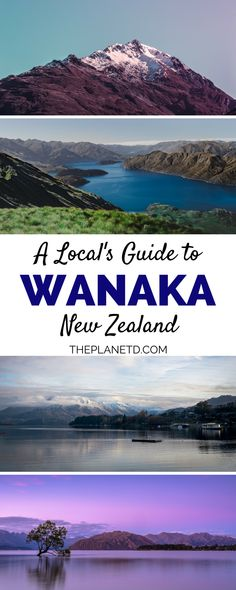 A local's guide to the best things to do in Wanaka New Zealand. Spend your summer hiking on beautiful trails alongside a lake with three islands or go… – Honeymoon Wanaka New Zealand, Queenstown New Zealand, Nz South Island, New Zealand South Island, New Zealand Itinerary, New Zealand Travel Guide, New Zealand Winter, New Zealand Adventure, Lake Wanaka
