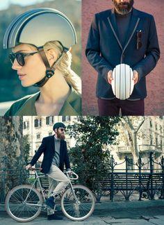 Un casco per la bici Carrera per un'amica ciclista.