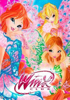 Season 7 Winx Club- New transformation called Butterflyix
