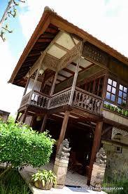 Philippine traditional architecture/design