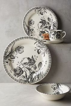 Anthropologie - Dinner Collections & Plates