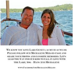 Are you in love with Lake Geneva? You can like my Facebook page at https://www.facebook.com/michalenemelges for all the fun things to do!