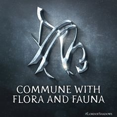 Being able to work with Flora and Fauna would definitely come in handy on more than one occasion! #LordOfShadows (@ShadowhunterBks) | Twitter