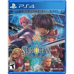 Star Ocean: Integrity and Faithlessness - PRE-Owned - PlayStation 4, PREOWNED