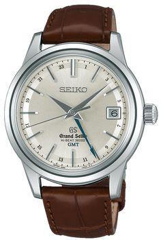 Grand Seiko Watch High Beat 36000 GMT #add-content #bezel-fixed…