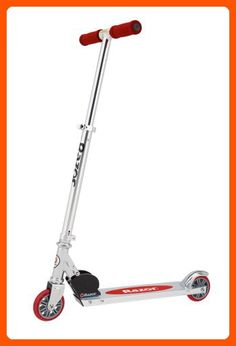 Razor A Kick Scooter (Red) - Toys for little kids (*Amazon Partner-Link)