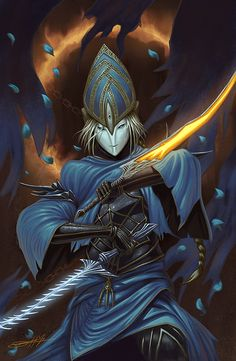 Dark Souls,фэндомы,Lord's Blade Ciaran,DS персонажи,DS art