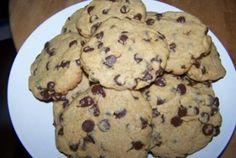 Happy Vegan Chocolate Chip Cookies