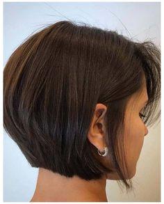 Bob Haircuts For Women, Bob Hairstyles For Fine Hair, Short Bob Haircuts, Undercut Hairstyles, Cool Hairstyles, Office Hairstyles, Anime Hairstyles, Hairstyles Videos, Hairstyle Short