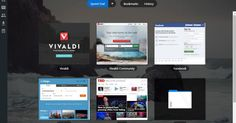 The former CEO of the company that developed the Opera browser, Jon von Tetzchner, launched a testing version of a new browser on Tuesday...