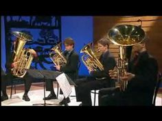 Les Tubadours, Tuba Quartet - Old Legend