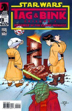 Tag & Bink Episode 1: Revenge Of The Clone Menace 2