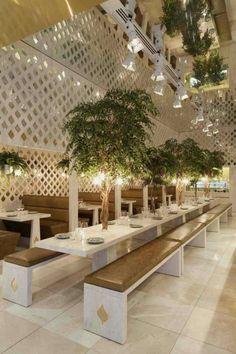 Nok Nok Thai Eating House, Sydney designed by Giant Design