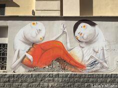 #streetart #Milano Zed1