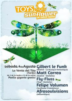 Toys & Sunflower Productions (Venta El Tito, Tarifa)