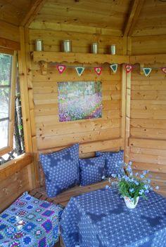 Gartenhaus Eingerichtet Filz Und Garten