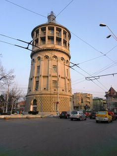 Fire Tower - Bucharest