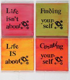 Creating Yourself Canvas Wall Art at Joann.com
