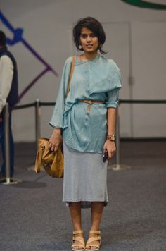 gauri verma street style india - Yes to all of it!