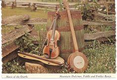 Music of the Ozarks www.BransonVacationRentalCabins.com