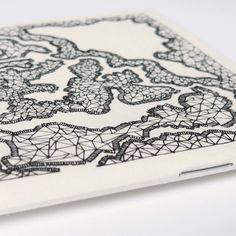 Carnet A6 série #11 détail ©atelier-mouti #boutiqueparis #papeterie #papierpeint #paris #illustration #madeinfrance #map