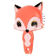 This Francesca the Fox Hair Brush features purple bristles and a wide orange handle. Let Cuddle Club's Francesca the Fox help you detangle knots and groom your locks. Plastic Bristles Wide handles Part of Cuddle Club Claire's exclusive! Baby Girl Toys, Toys For Girls, Sofia The First Birthday Party, Barbie Doll Set, Diy Crafts For Girls, Baby Alive Dolls, Lol Dolls, Hair Brush, Girls Accessories