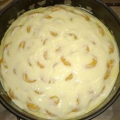 Rucki-Zucki-Kuchen - The most healthy and beautiful recipes Pudding Desserts, Apple Desserts, Fun Desserts, Delicious Desserts, Cakes Plus, Types Of Cakes, Food Cakes, Cakes And More, Food Design