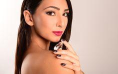diamond are a girl's best friend #diamond #maincure #nails #artnail #semilac