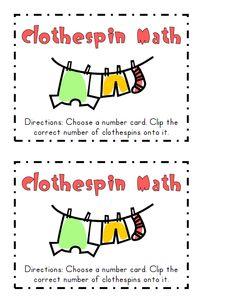 Clothespin Math.pdf