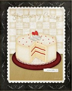 Strawberry Cream (Jennifer Pugh)