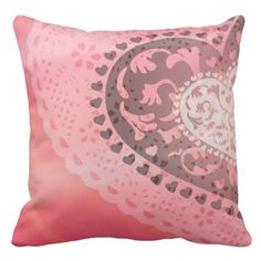 Review Abstract Love Pink Heart Beautiful Throw Pillow so please read the important details before your purchasing anyway here is the best buy