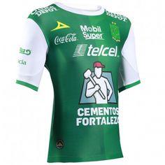 d70c8d38f 17-18 Club León Home Green Jersey Shirt Mexico League