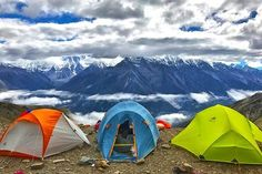 Are you preparing to go on a camping vacation or even just a short camping trip? If you are, have you already gathered all of your camping gear and your other needed camping supplies? Camping Needs, Best Tents For Camping, Family Camping, Tent Camping, Camping Gear, Outdoor Camping, Outdoor Gear, Camping Outdoors, Camping Photo