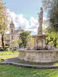 Catania fontana di Cerere