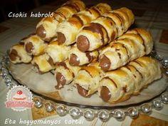 Csokis habroló Eta módra Hungarian Cake, Sausage, Meat, Cakes, Food, Google, Cake Makers, Sausages, Kuchen
