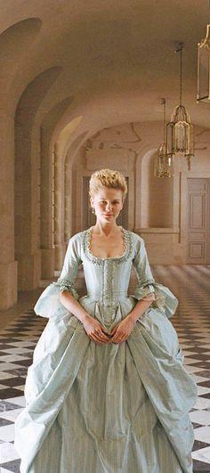 Kirsten Dunst as Sophia Coppola's Marie Antoinette