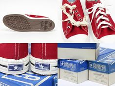70s-Converse-04    jack purcell - dead stock - when they were made in the usa.
