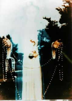Mother Mary, Apparition of the Blessed Mother