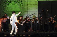 #Generación27: la copla, el flamenco, la poesía...el baile. Todos ellos tuvieron cabida en el concierto ofrecido por @ManuelLombo en @SevillaAlcazar Foto: #ABC de #Sevilla