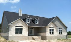 Our #CustomBuilt plans are solid as a rock! Just ask the Philbricks. #UBH #UBHFamily