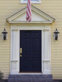 double front door colonial. Triangular Pediment Doorway By Classic Colonial Homes Double Front Door Colonial