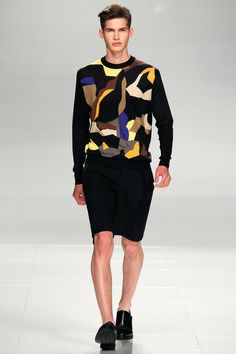 Brian Edward Millett - The Man of Style - Iceberg spring 2014