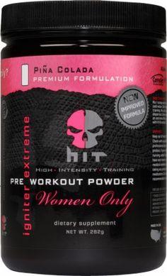 Best pre-workouts for women