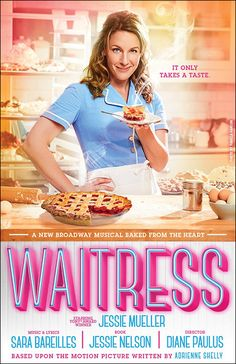 With the addition of choreographer Lorin Latarro (Waiting for Godot), the creative team for the forthcoming musical Waitress is poised to make Broadway history. It will be the first Broadway musical…More Broadway Plays, Broadway Theatre, Musical Theatre, Broadway Shows, Broadway Nyc, Sara Bareilles, Elvis Presley, Adrienne Shelly, Jessie Mueller