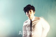JO JUNG SEOK IS IN ARENA HOMME PLUS